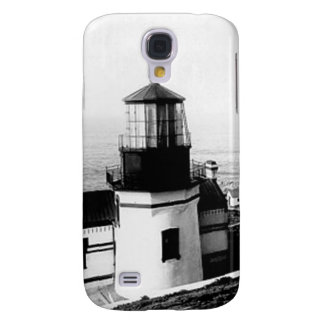 Point Conception Lighthouse Galaxy S4 Cover