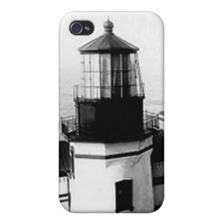 Point Conception Lighthouse iPhone 4 Cover
