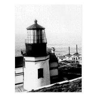 Point Conception Lighthouse Postcard