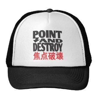 point&destroycopy.ai hat