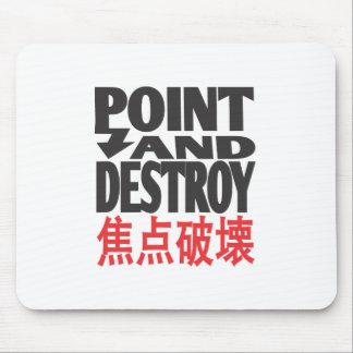 point&destroycopy.ai mouse pad
