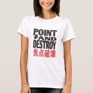 point&destroycopy.ai T-Shirt