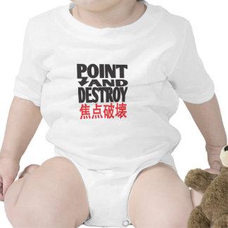 point&destroycopy.ai tee shirt