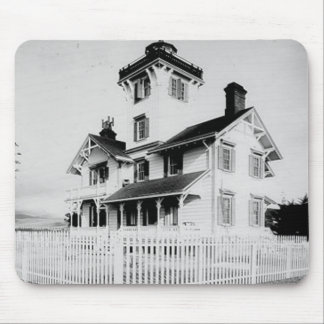 Point Fermin Lighthouse Mouse Pad