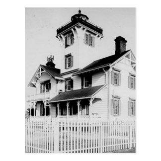 Point Fermin Lighthouse Postcard