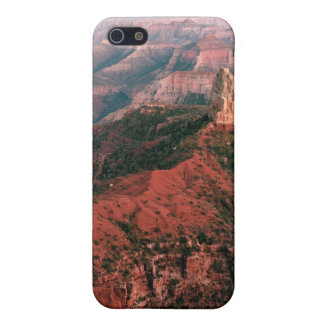 Point Imperial and Mount Hayden at Sunset Case For iPhone SE/5/5s