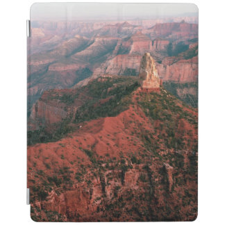 Point Imperial and Mount Hayden at Sunset iPad Cover