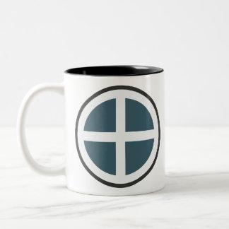 Point It Two-Tone Coffee Mug