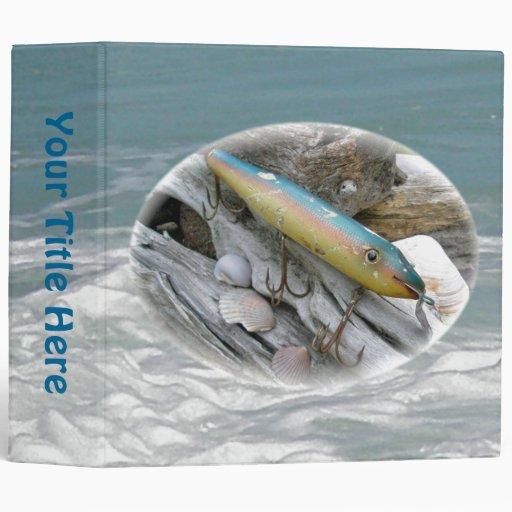 Point Jude Cape Codder Fishing Lure Binder