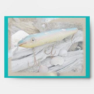 Point Jude Cape Codder Fishing Lure Envelope
