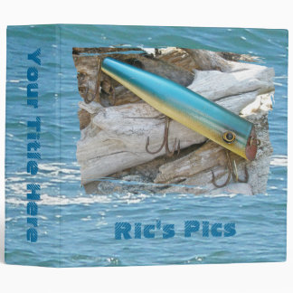 Point Jude Rhode Island Special Lure Binder