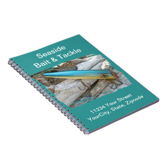 Point Jude Rhode Island Special Vintage Lure Note Book