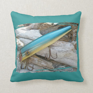 Point Jude Rhode Island Special Vintage Lure Throw Pillow