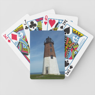 Point Judith Light  playing cards