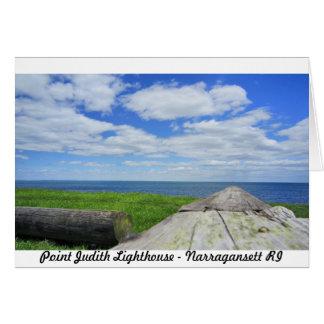 Point Judith Lighthouse Card