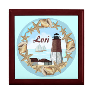 Point Judith Lighthouse Gift Boxes