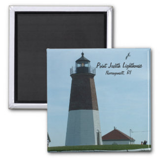 Point Judith Lighthouse Magnet
