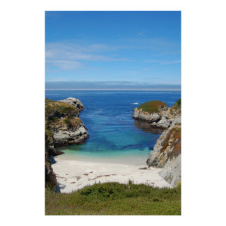 Point Lobos China Beach Print