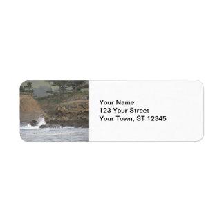 Point Lobos Label