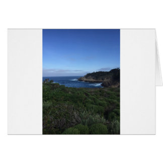 Point Lobos State Natural Reserve Card