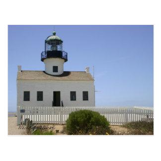 Point Loma, California Postcard