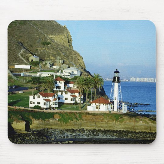 Point Loma Lighthouse Mouse Pad
