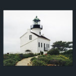 "Point Loma Lighthouse Photo Print<br><div class=""desc"">Old Point Loma Lighthouse print</div>"