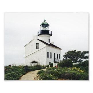 Point Loma Lighthouse Photo