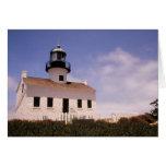 Point Loma Lighthouse, San Diego, California Cards