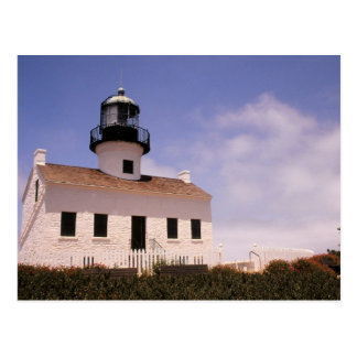 Point Loma Lighthouse, San Diego, California Postcard