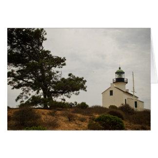 Point Loma, San Diego CA Felicitación