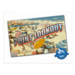 Point Lookout Chamber of Commerce Vintage Postcard