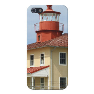 Point Lookout Lighthouse Cover For iPhone SE/5/5s