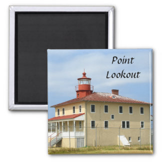 Point Lookout Lighthouse Magnet