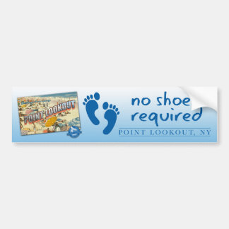 Point Lookout, NY 11569 Bumper Sticker