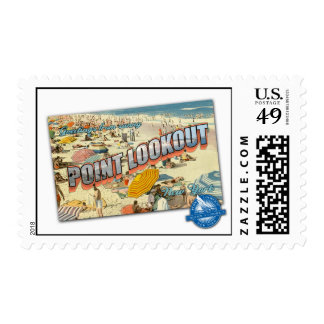 Point Lookout, NY 11569 U.S. Postage Stamp