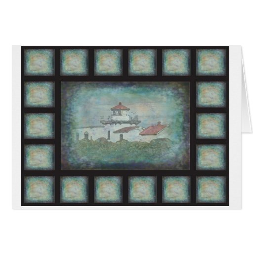Point No Point Lighthouse, Hanasville, WA Greeting Card
