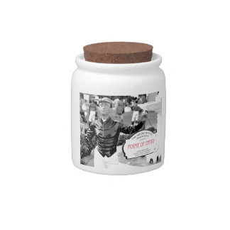 Point of Entry Lawn Jockey Candy Jars