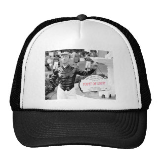 Point of Entry Lawn Jockey Mesh Hats