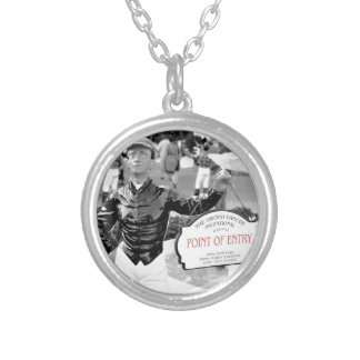 Point of Entry Lawn Jockey Necklaces