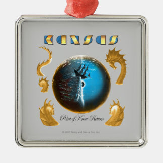 Point of Know Return Metal Ornament
