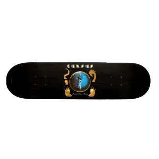 Point of Know Return Custom Skateboard
