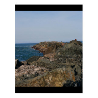 Point of the South Jetty Postcard