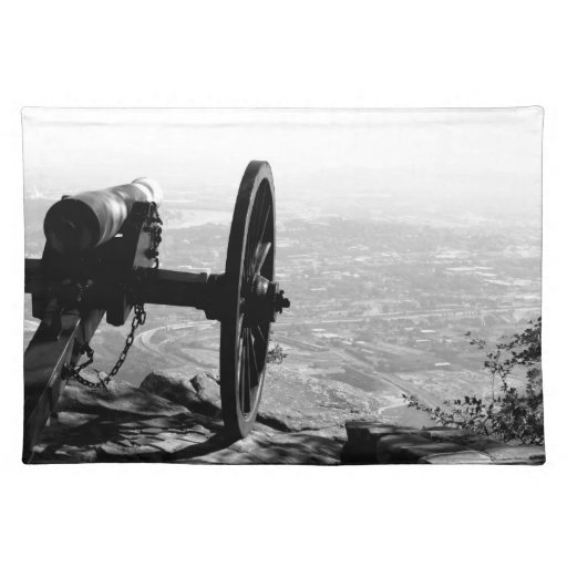 POINT PARK - CHATTANOOGA, TENNESSEE CLOTH PLACEMAT
