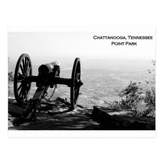 POINT PARK - CHATTANOOGA, TENNESSEE POSTCARD