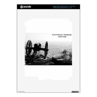 POINT PARK - CHATTANOOGA, TENNESSEE SKIN FOR iPad 3
