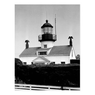 Point Pinos Lighthouse Postcard