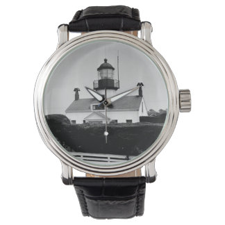 Point Pinos Lighthouse Wrist Watches