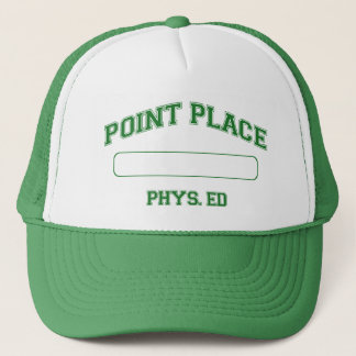 Point Place PE Trucker Hat