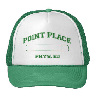 Point Place PE Trucker Hat
